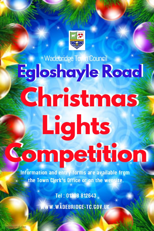 poster xmas lights comp